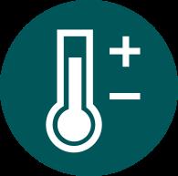 Relevés de températures